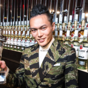 BACARDÍ® Legacy Global Cocktail Competition 2016 Gn Chan