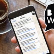 BARWIRE Whatsapp-Newsticker