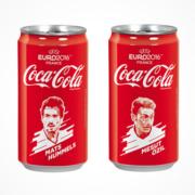 Coca-Cola EM 2016 Sonderedition Dose