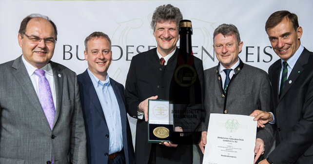 Dinkelacker Bundesehrenpreis