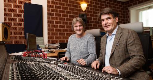 Carl Peter Dinkelacker Tonstudio