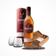 Glenfiddich Gentleman's Agreement Father & Son Set