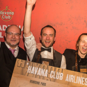 Havana Club ACADEMIA DEL RON 2016 Gewinner
