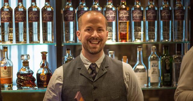 Jim Meehan BANKS Rum Le Lion Bar
