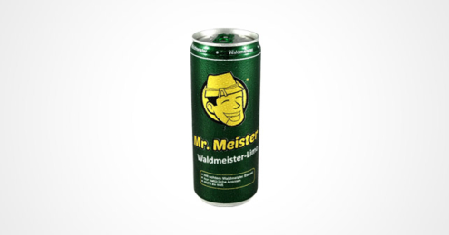 Mr. Meister Waldmeister Limo
