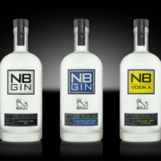NB Gin Vodka neues Flaschendesign