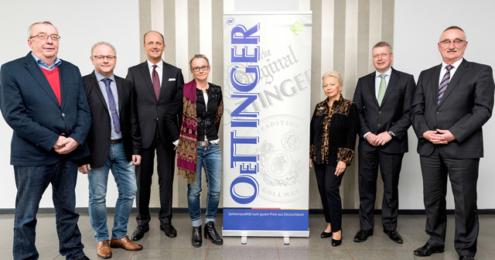Oettinger Brauerei Standort Braunschweig