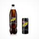 Schweppes Cola Flasche Dose