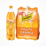 Schweppes Fruity Orange