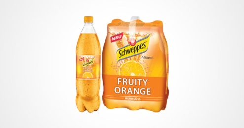 Schweppes Fruity Orange