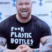 SodaStream Thor Bjornsson