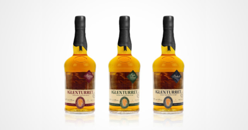 The Glenturret Sherry Cask Triple Wood Peated