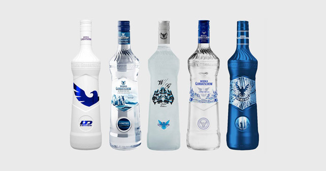 Wodka Gorbatschow Limited Edition 2016 Design Top 5
