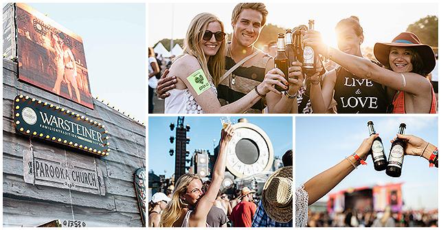 Teaser Warsteiner Sponsoring und Festivals