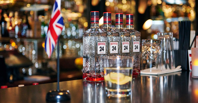 Beefeater Gin Prestige Selection Dinner