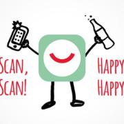 Coca-Cola GetHappy App Logo