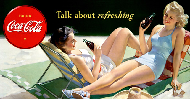 Coca-Cola Historie Talk about Refreshing
