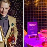 Courvoisier Cocktail Competition 2016 Aleksandrs Sadovskis