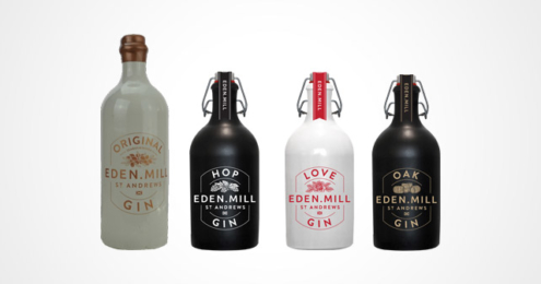 Eden Mill Distillery Gins