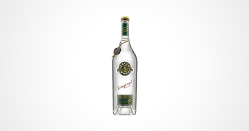 Green Mark Vodka neues Flaschendesign