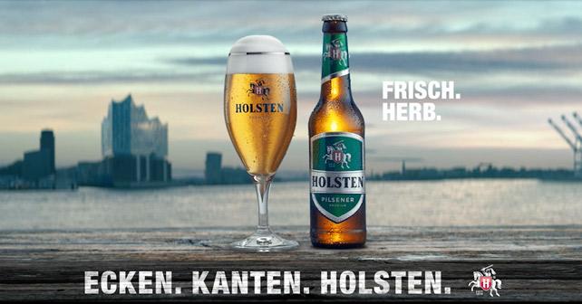Holsten TV-Spot 2016