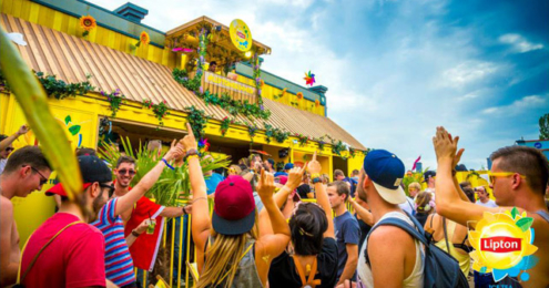 Lipton Ice Tea Tomorrowland Festival