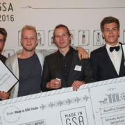 Made in GSA 2016 Sieger
