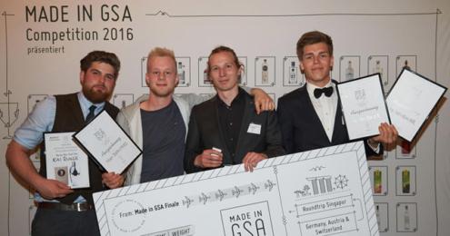 Made in GSA 2016 Sieger