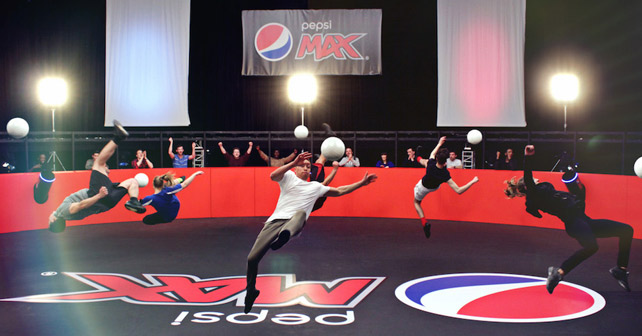Pepsi MAX® Volley 360