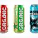 Rockstar Energy Drink Organic Freeze neue Sorten