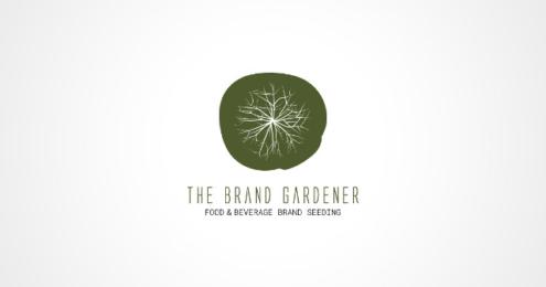 The Brand Gardener Logo