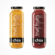 true fruits Chia yellow red