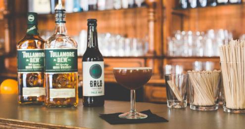 Tullamore D.E.W. und Craft Beer