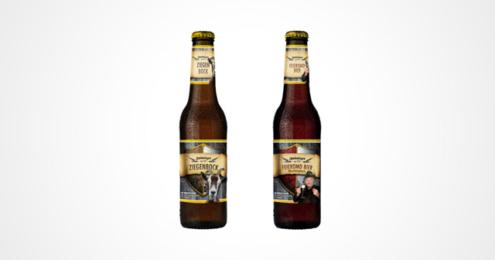 Zwönitzer Feieromd Bier Ziegenbock