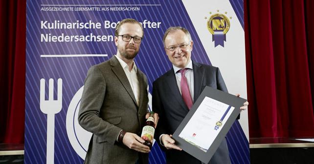 Beckers bester apfel kirsche kulinarischer botschafter for Designhotel wienecke xi hannover