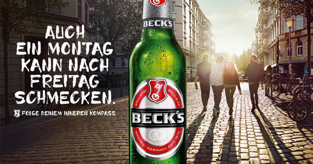 Beck's Montag Freitag