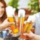 ERDINGER Alkoholfrei Biergarten Prost
