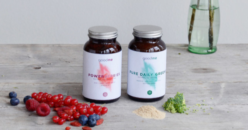 goodme Superfood Powder