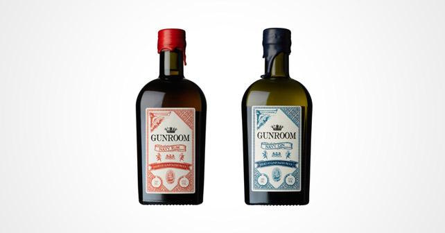 Gunroom Navy Rum Gin