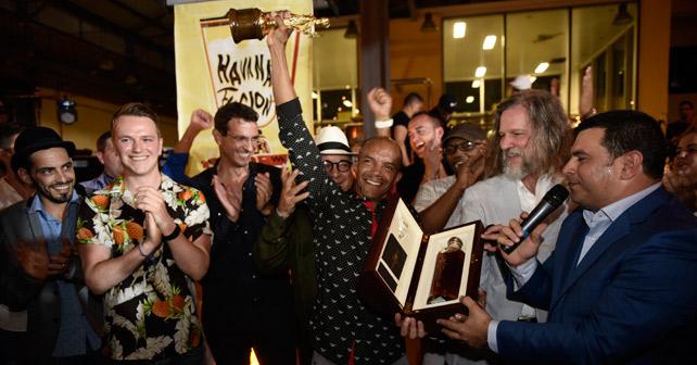 Havana Club International Cocktail Grand Prix 2016