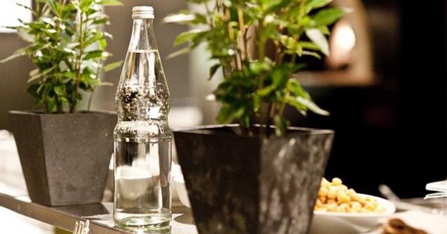 IDM Mineralwasser Gastronomie