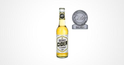 Kiezbaum Cider International Cider Challenge