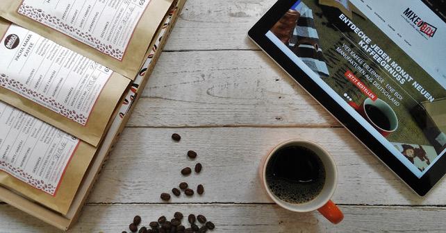MIXEOBOX Kaffee