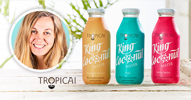 Teaser Tropicai King Coconut Water