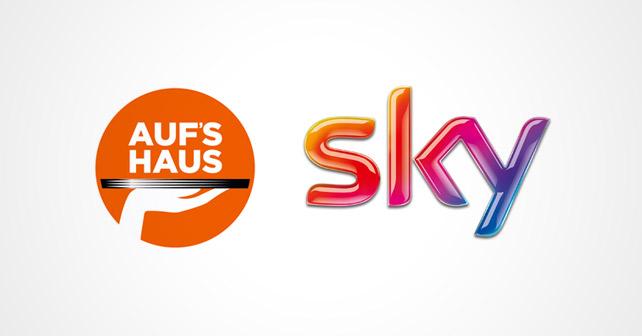 AUF'S HAUS Sky Logos