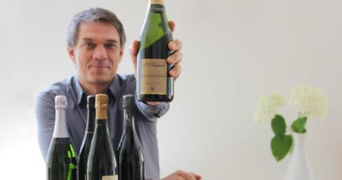 Bernhard Meßmer Champagner Botschafter Deutschland 2016