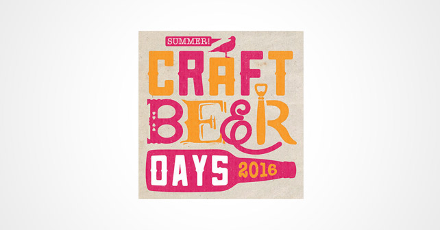 Craft Beer Days 2016 Logo