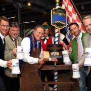 Kulmbacher Bierwoche 2016 Probeanstich