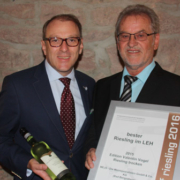 Netto Best of Riesling 2016 Kämmer Vogel
