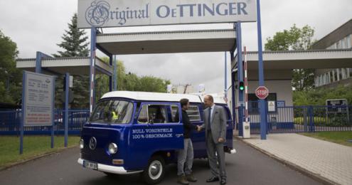 Oettinger Bulli Hopfenbach Dierig